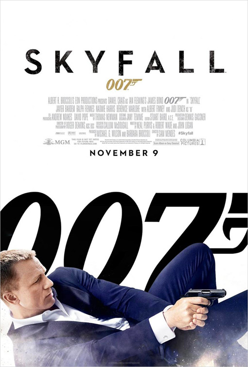 Movie Review: 'Skyfall' More than Just Delivers, It's One of the Year's Best