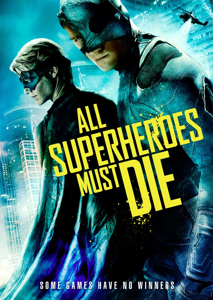 Blu-ray Review: 'All Superheroes Must Die' Might Be Worth a Watch But Not a Purchase
