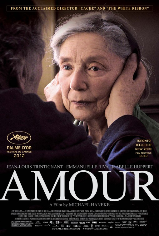 Movie Review: 'Amour' is a Film for the Elderly Art House Critic