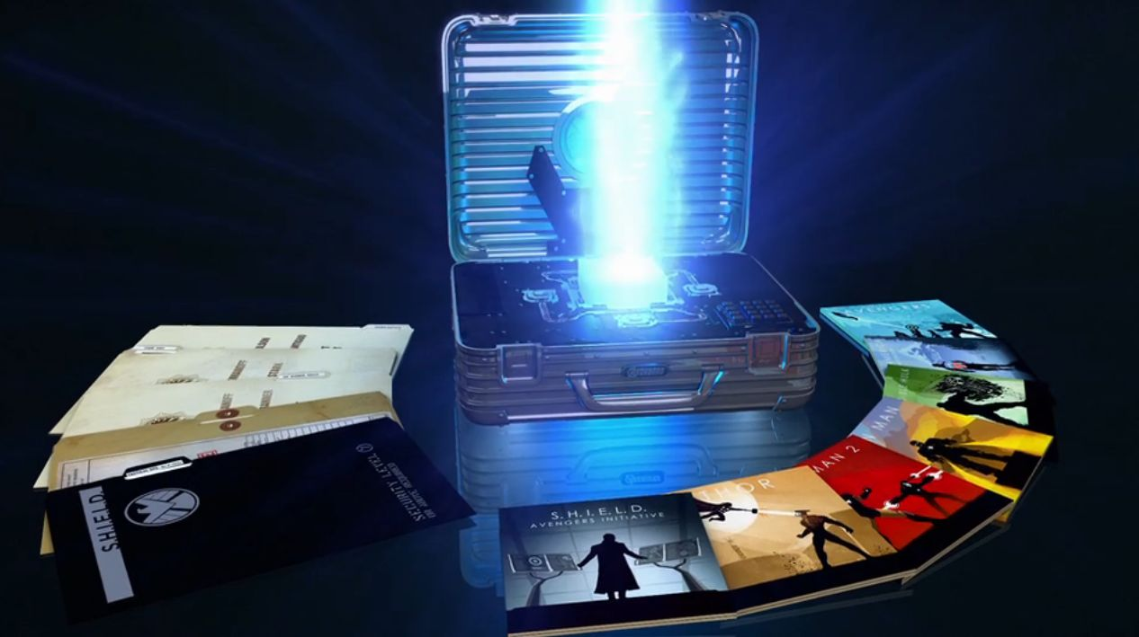 Marvel's Phase One Box Set gets a New Release Date; Will Feature a few Phase Two Goodies