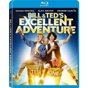 Blu-ray Review: 'Bill & Ted's Excellent Adventure'