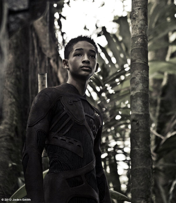 Trailer for 'After Earth' Gives Jaden Smith the Spotlight