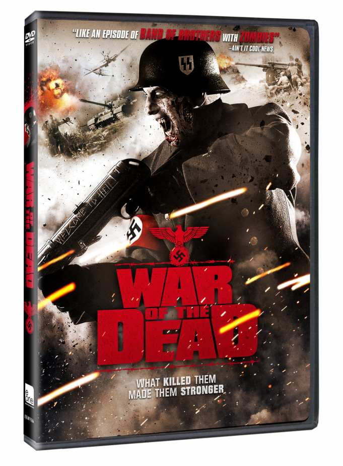 Blu-ray Review: 'War of the Dead' Brings the Zombie Craze to World War II