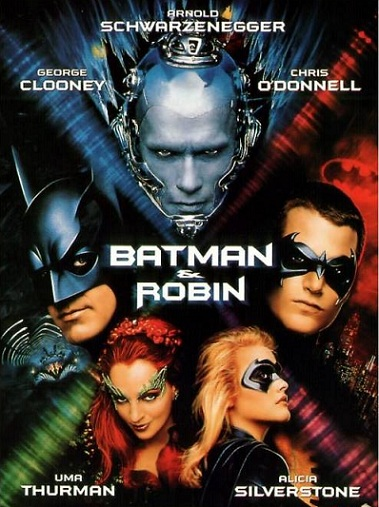 batmanrobin What Are the Lowest Grossing Movies of the Highest Grossing Movie Franchises?
