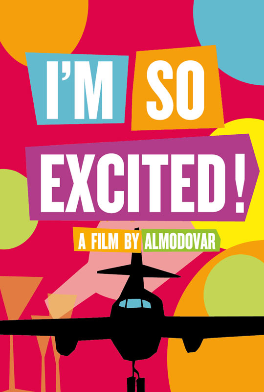 Teaser for Pedro Almodovar's Next Comedy Will Make You Shout 'I'm So Excited!'