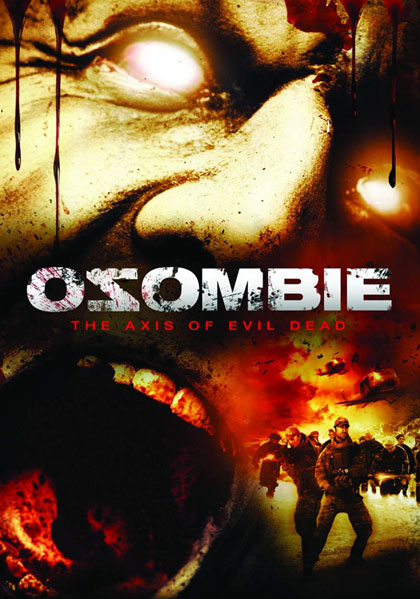 DVD Review: Surprisingly bin Laden Zombie Movie 'Osombie' Doesn't Go For Camp Classic Style