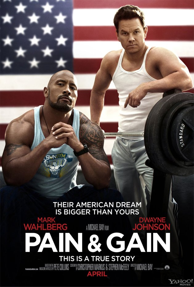 """I Need a Pump!"" It's the First Trailer for Michael Bay's 'Pain and Gain'"