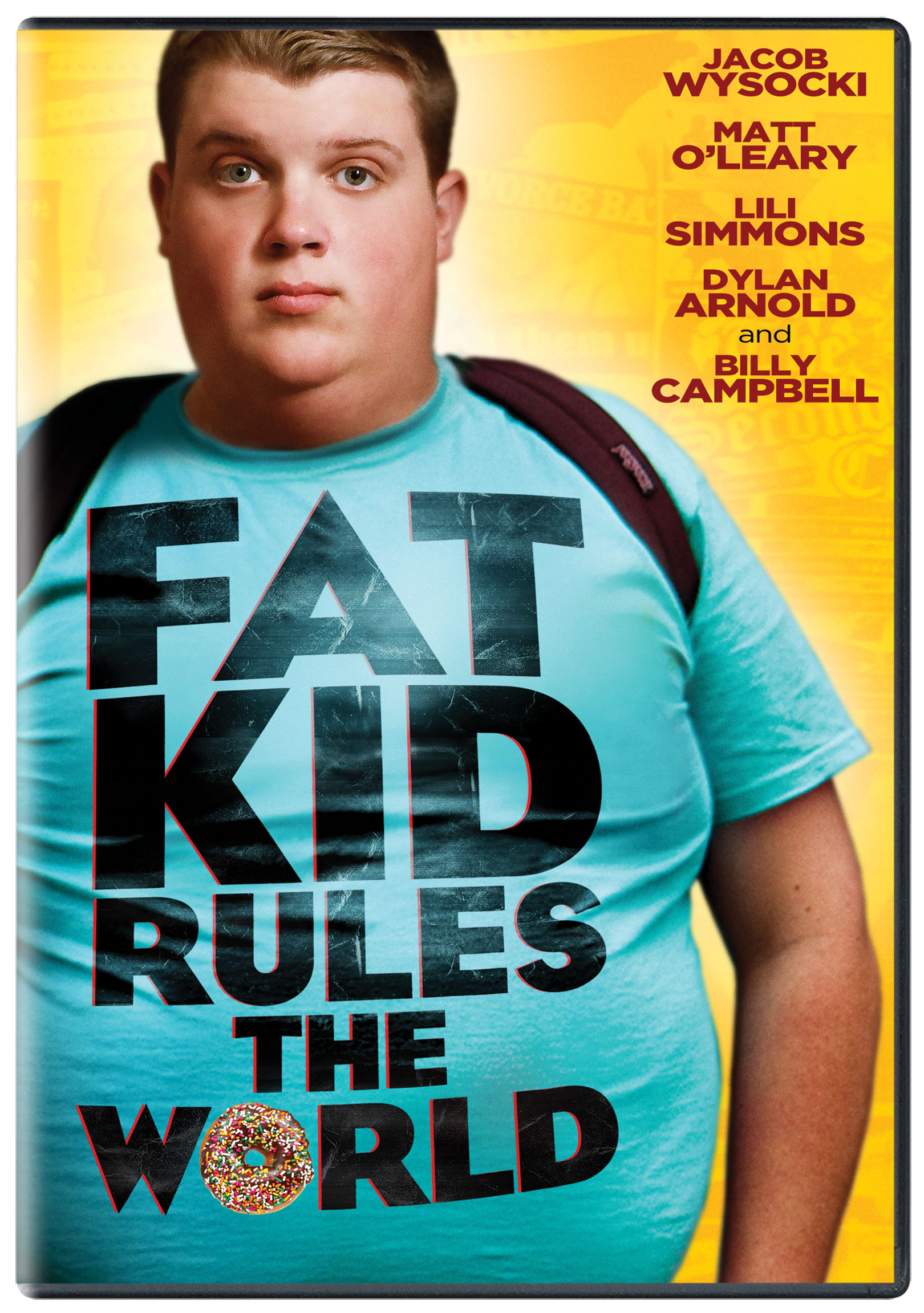 DVD Review: 'Fat Kid Rules the World' Still Remains as one of My Favorites of 2012