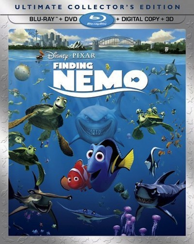 Blu-ray Review: 'Finding Nemo' Ultimate Collector's Edition