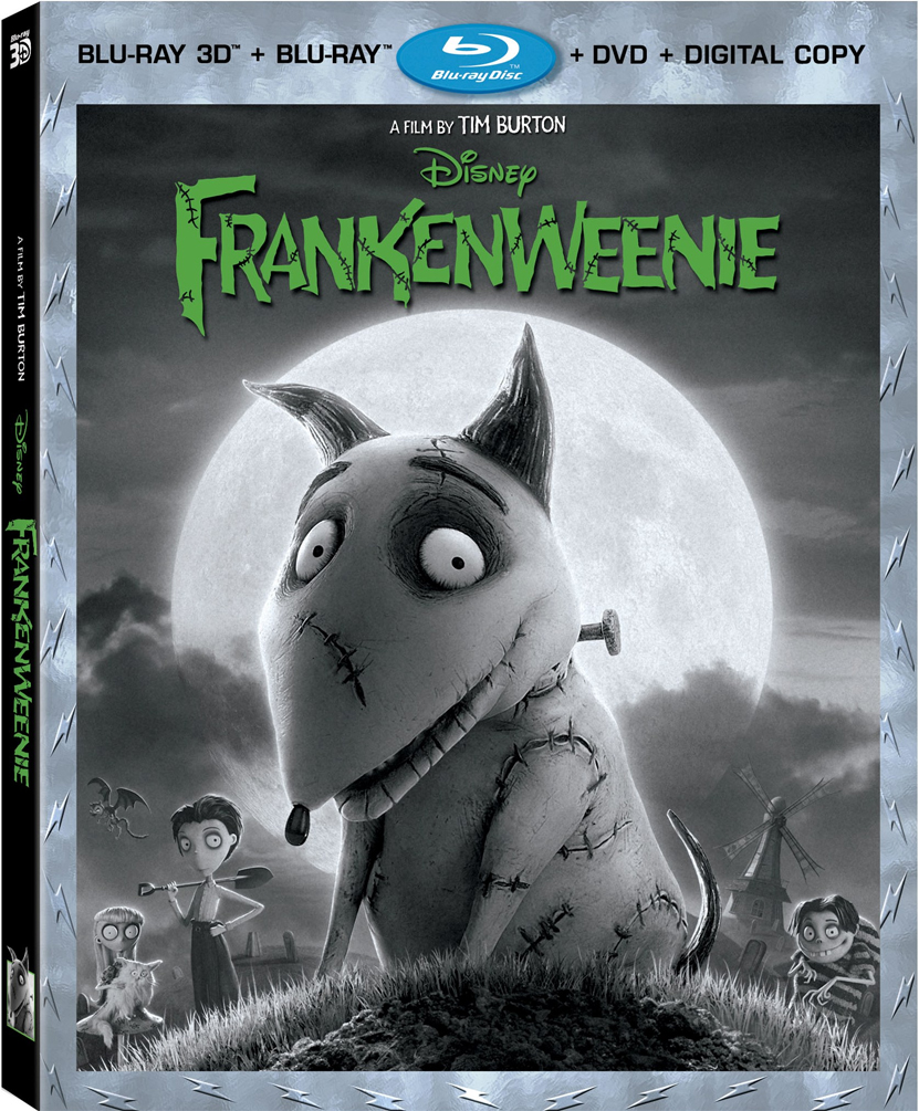 Blu-ray Review: 'Frankenweenie' is a Nice Return to Form for Tim Burton