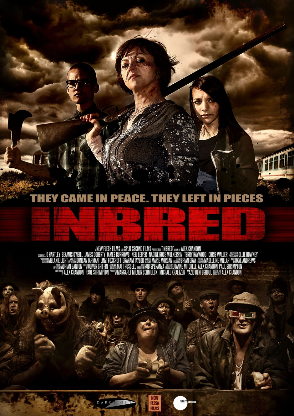 Movie Review: 'Inbred' A Hilariously Gory British Gem