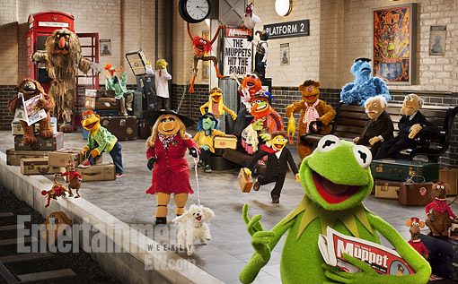 Title, Plot and First Look of 'Muppets' Sequel Revealed