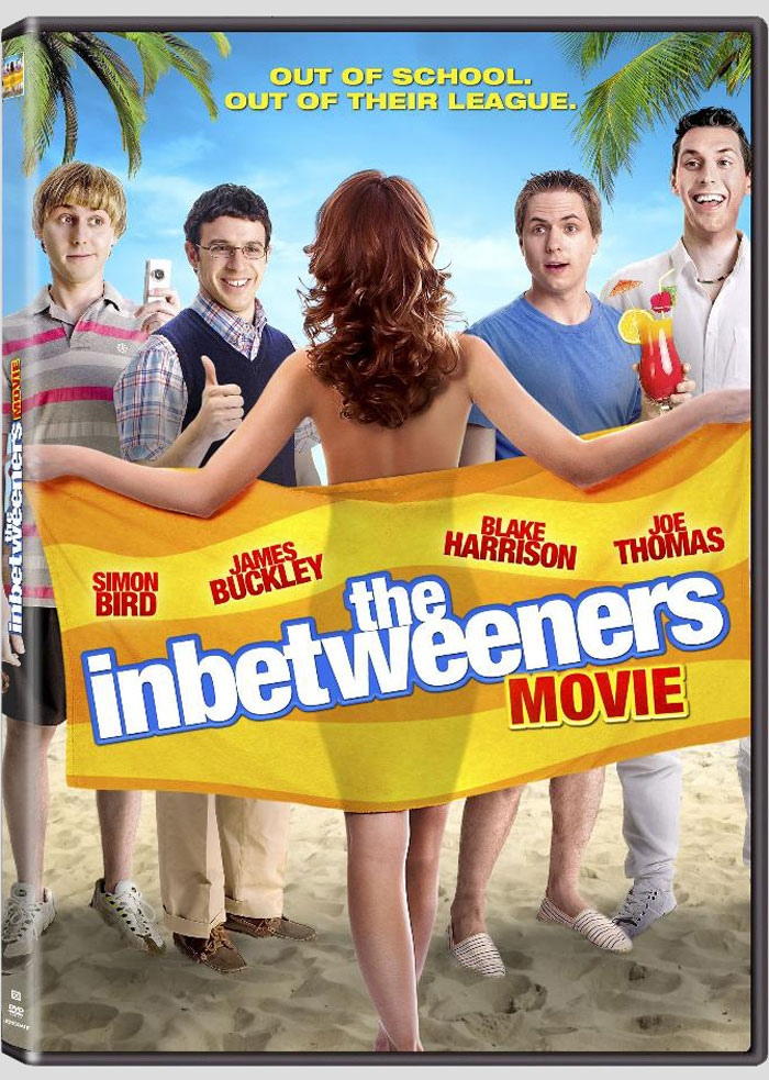 DVD Review: The Inbetweeners Movie