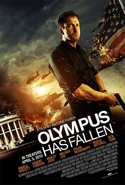Watch The White House get F'd Up in the Trailer for 'Olympus Has Fallen'
