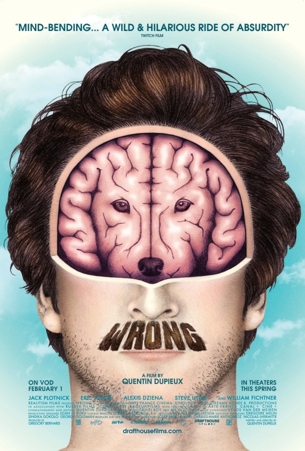 Movie Review: 'Wrong' is a Surrealistic Slice of Cinematic Oddness