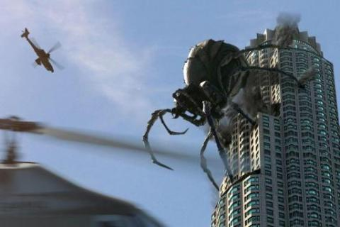 Hide Your Kids! The First Trailer for SXSW's 'BIG ASS SPIDER!' is on the Loose
