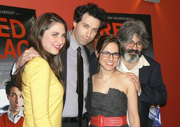Exclusive Red Carpet Coverage of NYC Screening of 'Red Flag' (Interview with Alex Karpovsky)