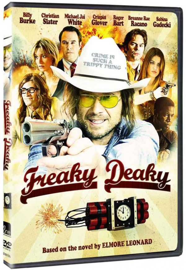 DVD Review: 'Freaky Deaky' Forgets About the Fun