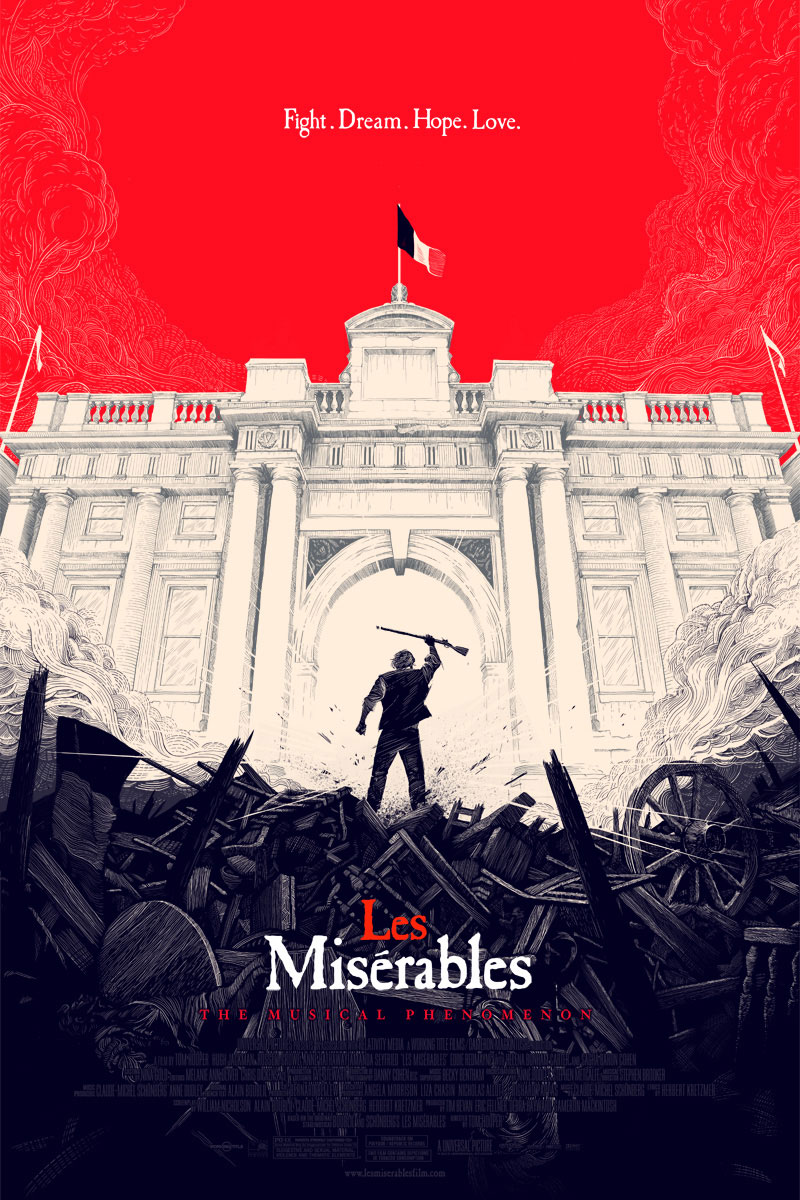 Mondo Unveils Three Prints from their Upcoming Oscar Poster Series