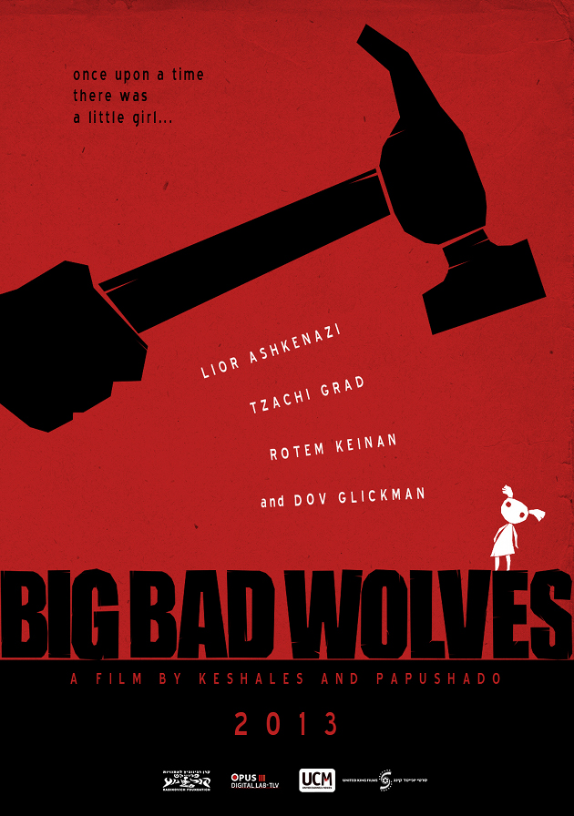 TFF 2013: Big Bad Wolves Movie Review