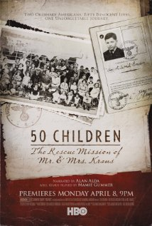 '50 Children: The Rescue Mission of Mr. and Mrs. Kraus' Documentary to Air on HBO on April 8