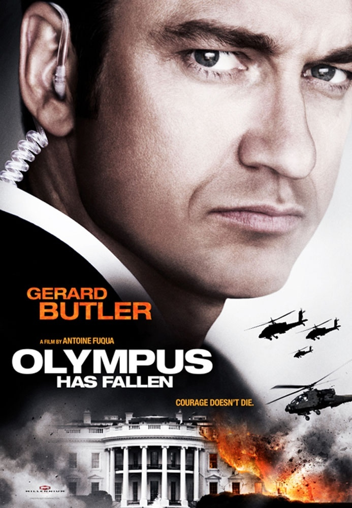 Movie Review: Olympus Has Fallen is an Action-Packed Treat