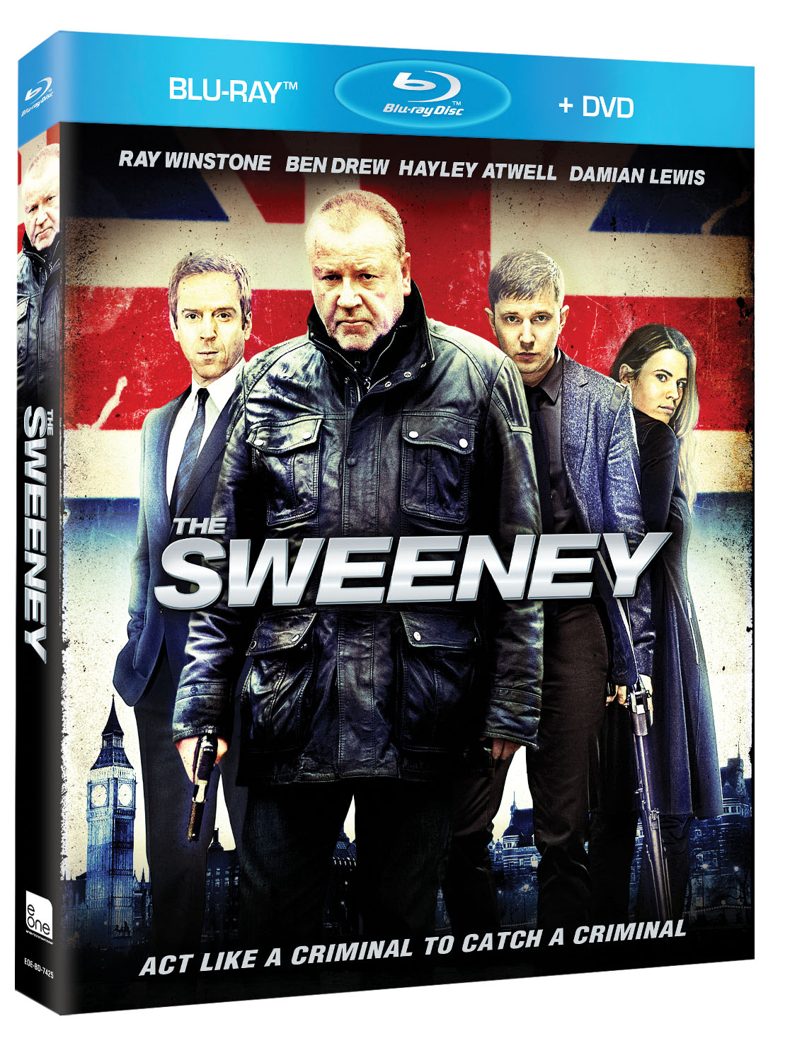 Blu-ray Review: 'The Sweeney' is as Strong as Ray Winstone's Performance
