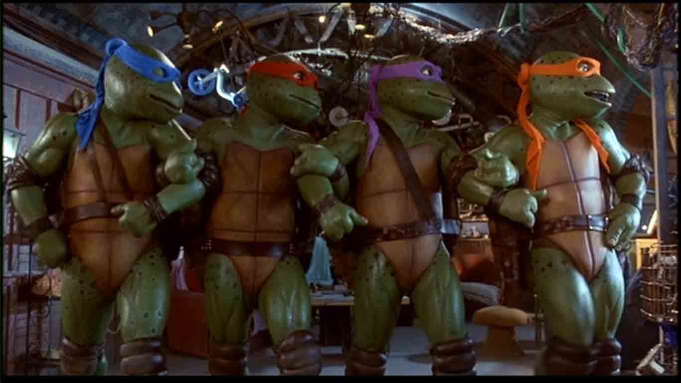 Turtle Watch: The 'TEENAGE MUTANT NINJA TURTLES' Have Officially been Casted