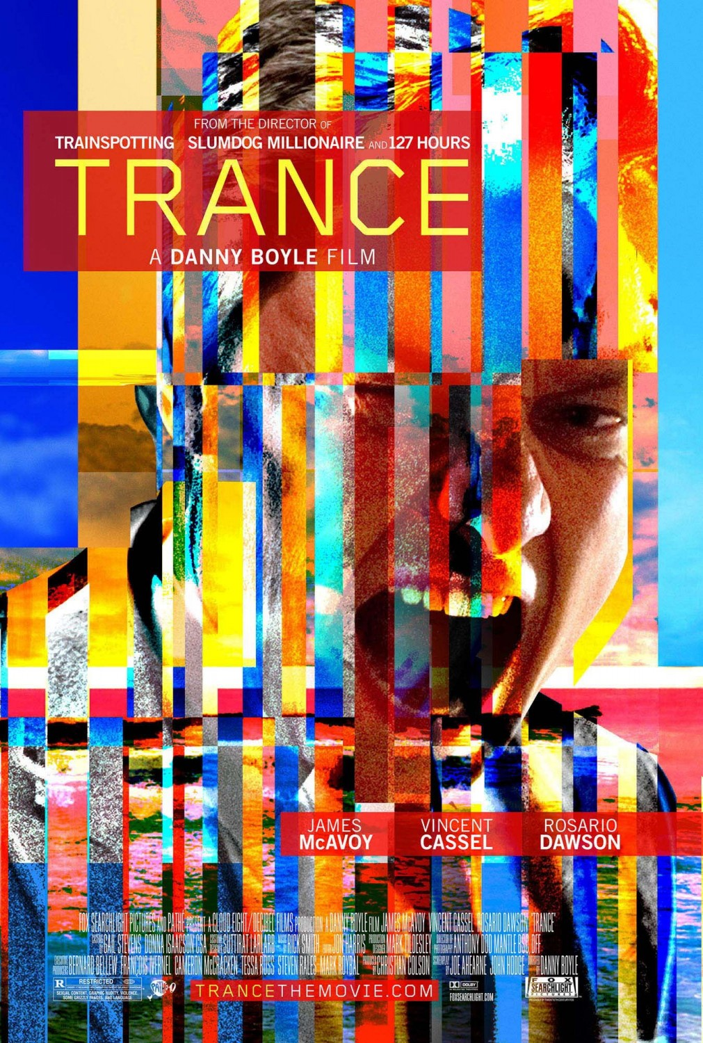 Movie Review: I fell Under Danny Boyle's Brilliantly Made 'Trance'