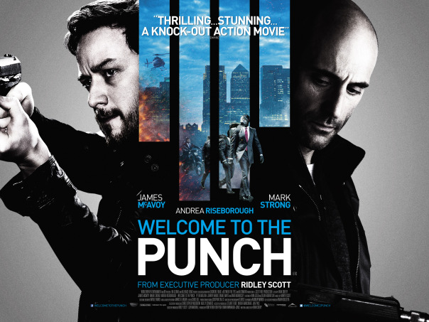 Movie Review: 'Welcome To The Punch' is A British Crime Thriller That's As Cool As They Come