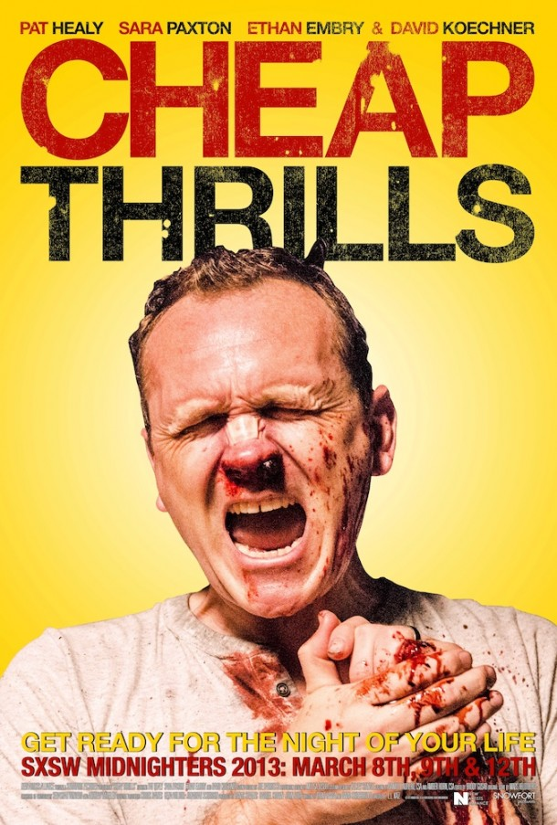 VOD Overdose: 'The Punk Syndrome' and 'Cheap Thrills' Acquired at SXSW and Full Moon Features Launches GrindhouseFlix.com