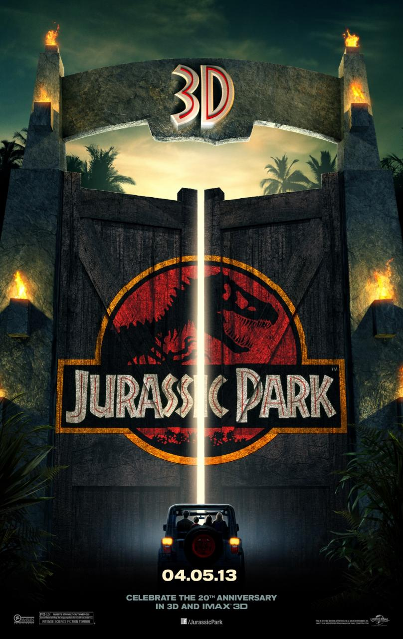 Movie Review: 'Jurassic Park 3D' Will Make You Feel Like a Kid Again