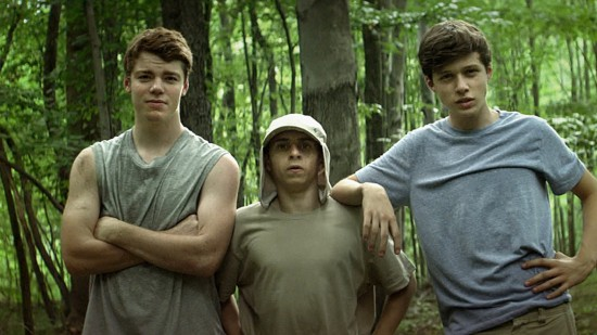 Teaser Trailer for 'The Kings of Summer' Shows Off a Teenager's Tribal Dancing Skills
