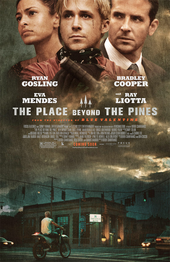 Movie Review: The Place Beyond the Pines