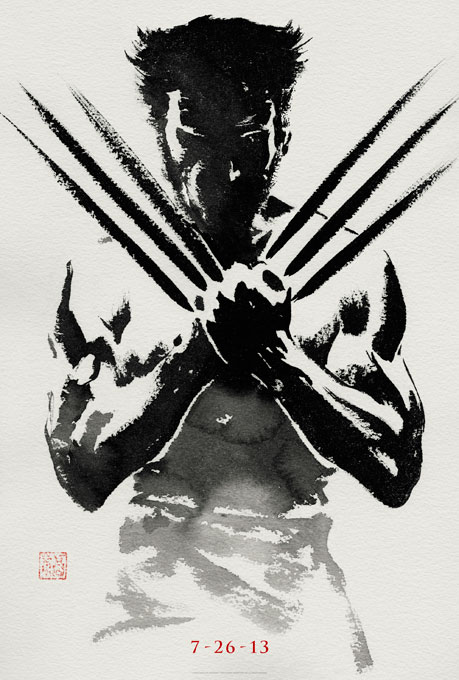 First Full Trailer for 'The Wolverine' Explores His Angry Vulnerable Side