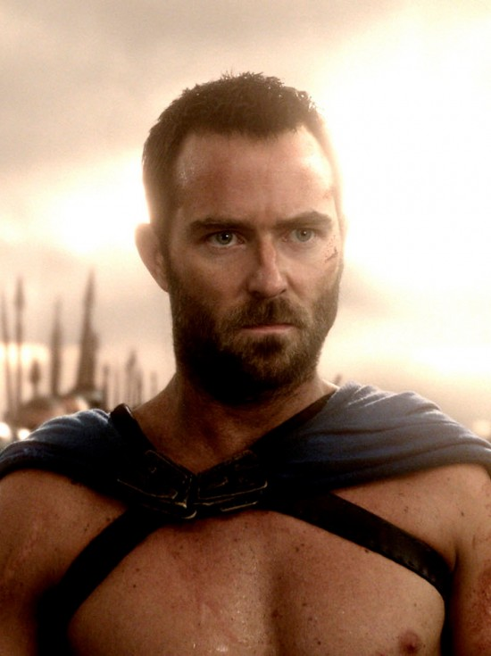 First Look Stills at '300: Rise of an Empire'