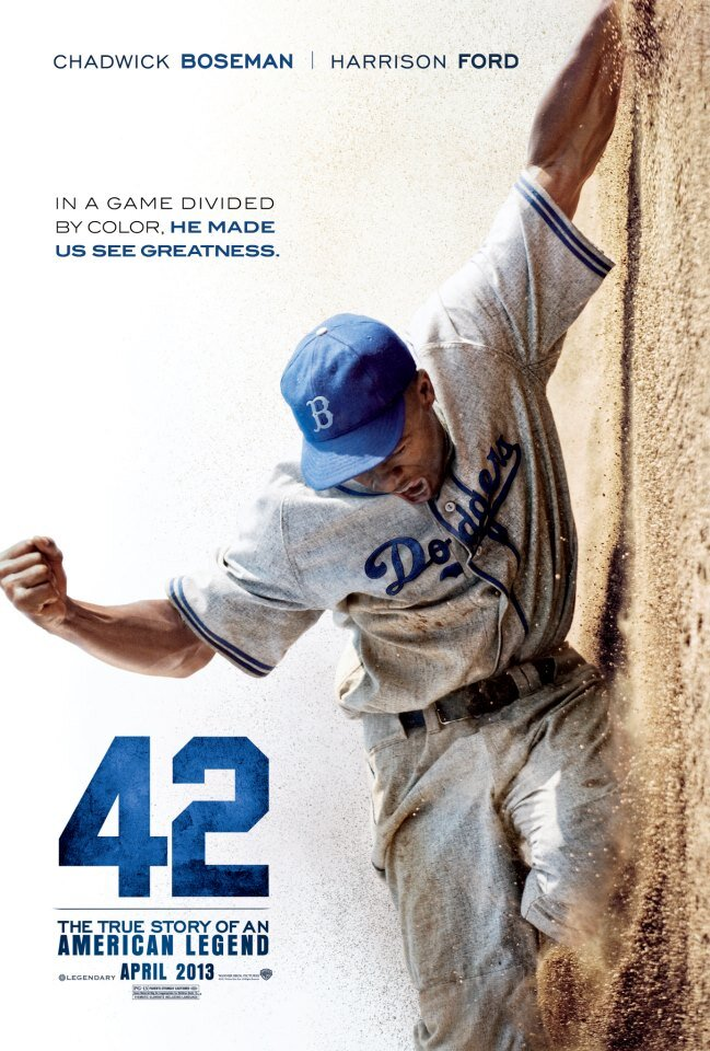 Movie Review: '42′ – A Swing and a Miss