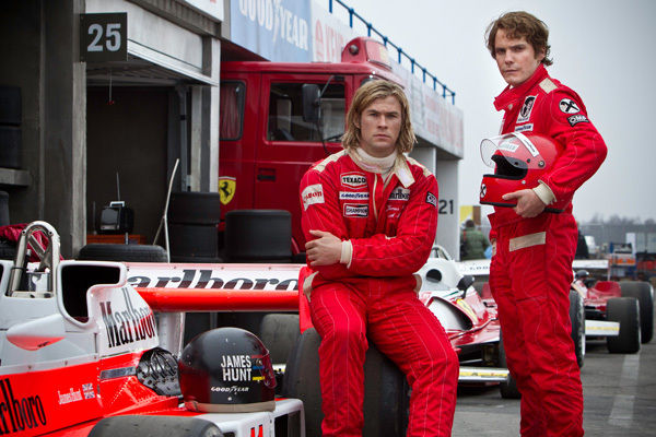 First Trailer For Ron Howard's Formula 1 Film 'RUSH'