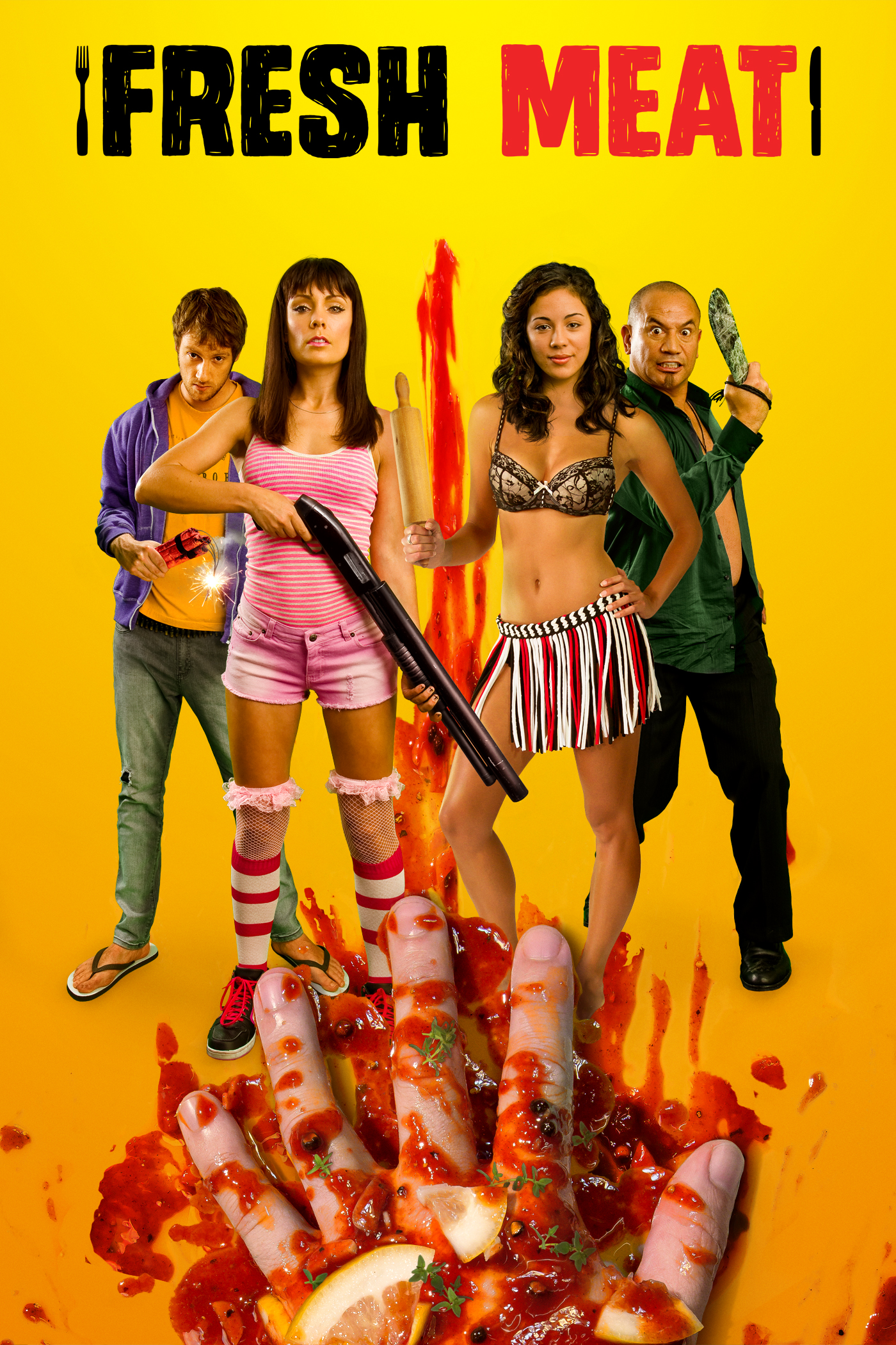 TFF 2013: Fresh Meat Movie Review