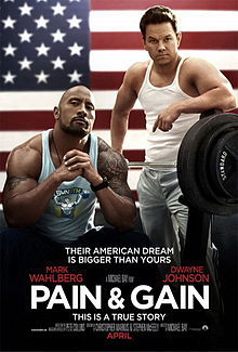 Movie Review: 'Pain and Gain'