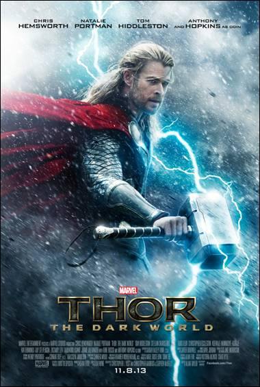 Teaser Trailer for 'Thor: The Dark World' Shows us that Thor Has a Big Problem