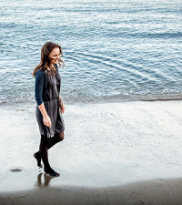 First Look At Natalie Portman and Christian Bale in Terrence Malick's 'Knight of Cups'
