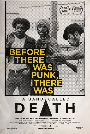 Movie Review: You'll Become Fan of 'A Band Called Death'