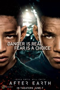 after earth poster 202x300 Six 2013 U.S. Box Office Flops That Did Much Better Business Overseas