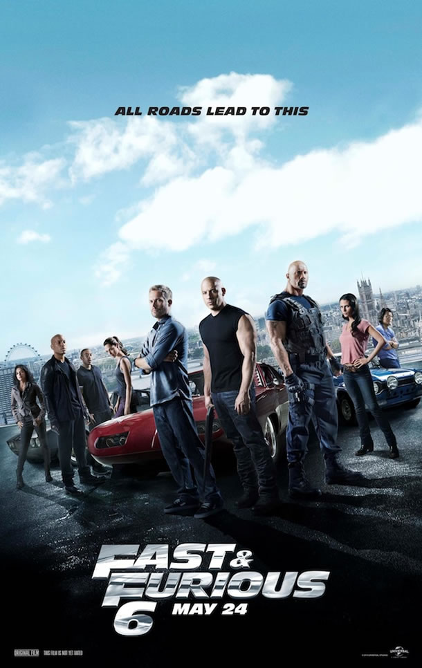 Movie Review: 'Fast and Furious 6′ is Everything You've Ever Wanted from an All-Out Action Movie
