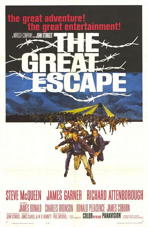 A Love Letter to 'The Great Escape,' 50 Years After One of My Favorite Films was Released