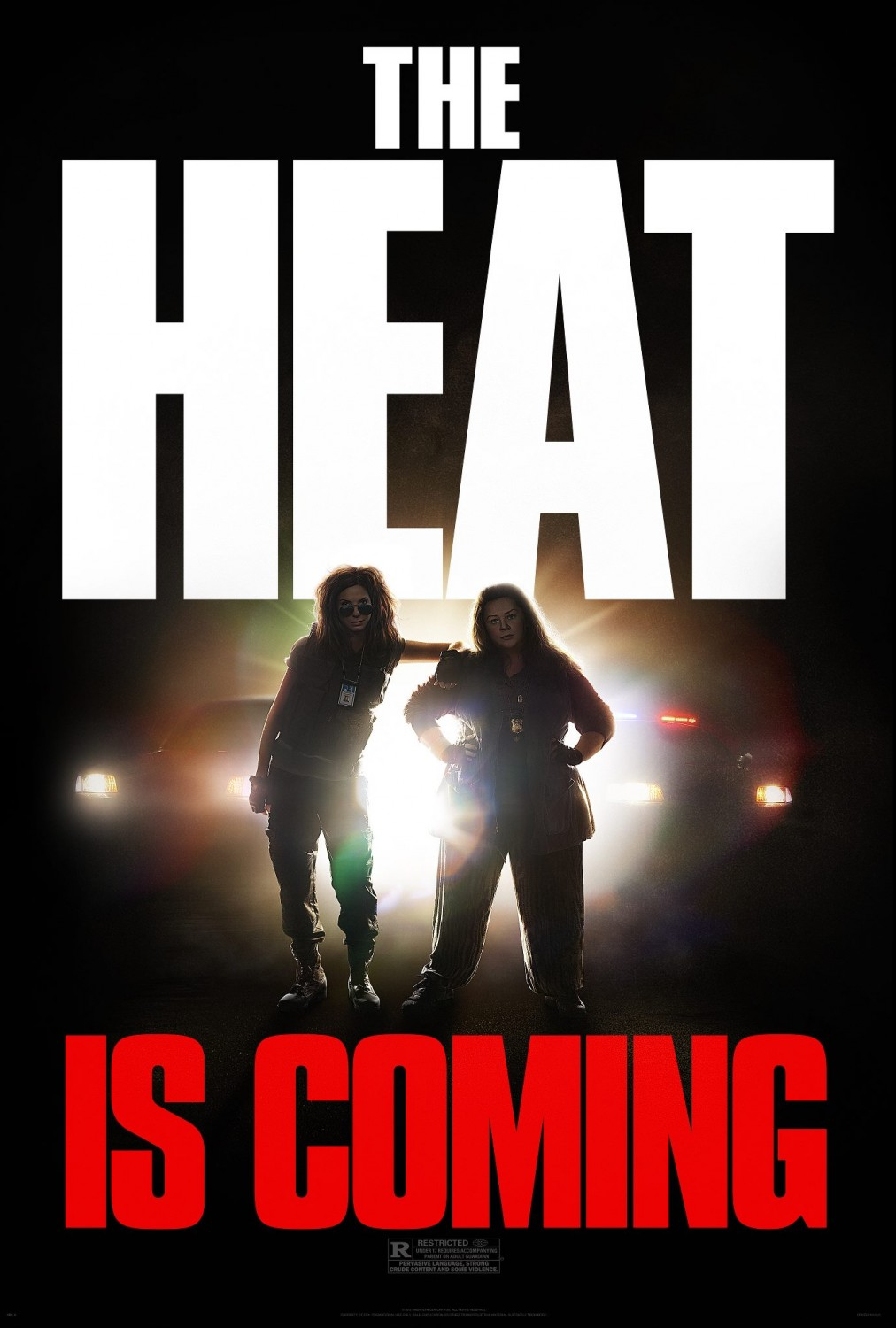 Movie Review: 'The Heat' is the First Truly Hilarious Mainstream R-Rated Comedy of the Summer