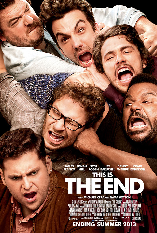 'This Is The End' Red Carpet Interviews with Writers/Directors Seth Rogen and Evan Goldberg!