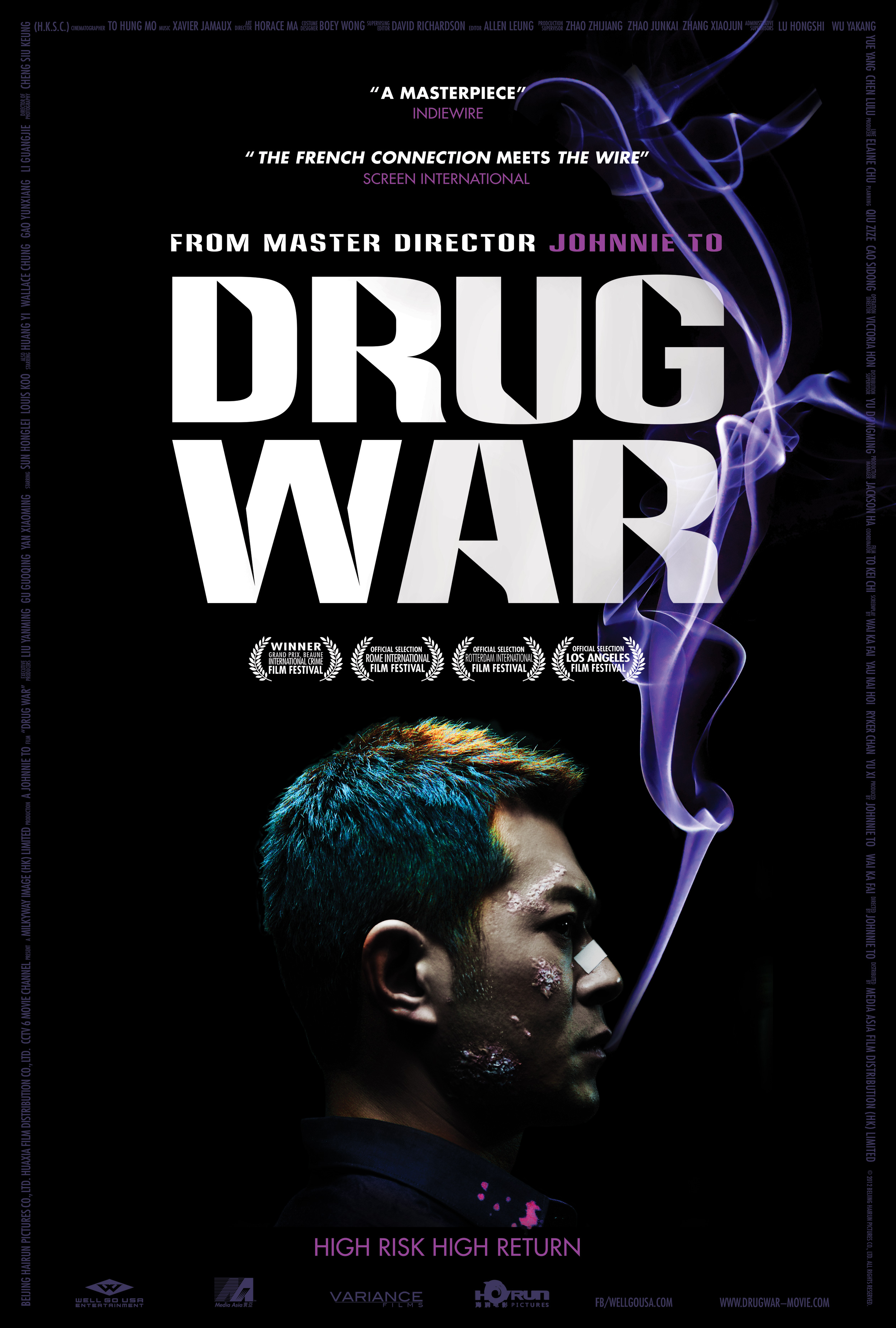 NYAFF '13: Johnnie To's 'Drug War' Movie Review