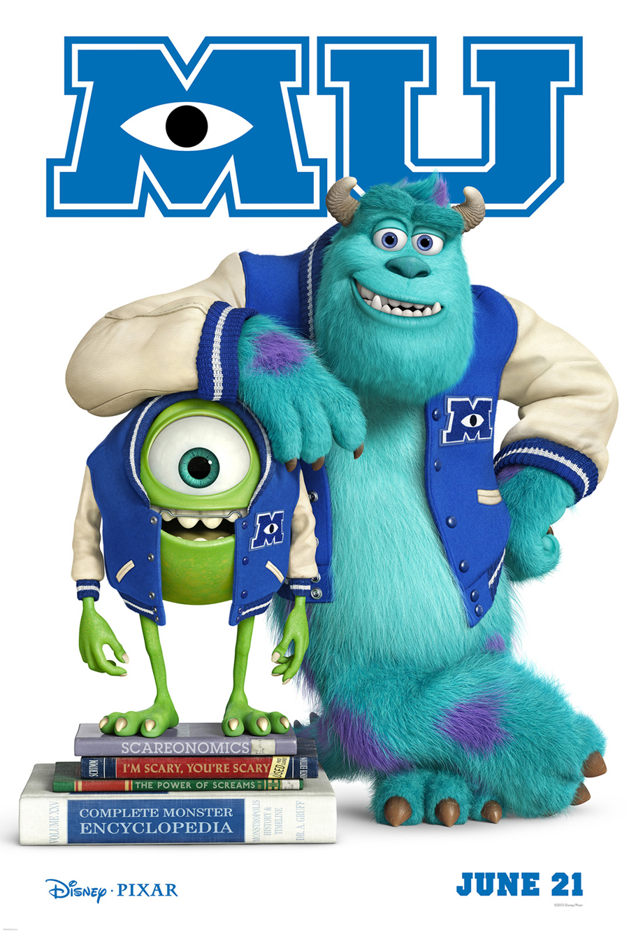 Movie Review: 'Monsters University' is Another Charmer from Pixar